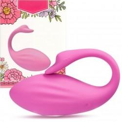 Vibrador punto g forma de cisne